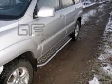 Kia Sportage 2004-2007 Stopnie boczne
