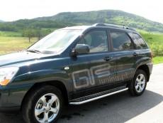 Kia Sportage II 2008-2010 Stopnie boczne