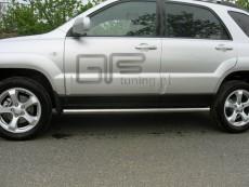 Kia Sportage II 2008-2010 Rury boczne