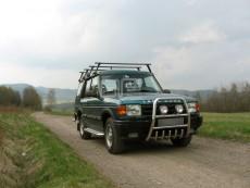 Land Rover Discovery I 1994-1998 Wysoki przód z grillem