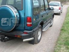 Land Rover Discovery I 1994-1998 Narożniki tylne - wersja KRÓTKA