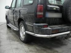 Land Rover Discovery I 1994-1998 Narożniki tylne - wersja DŁUGA