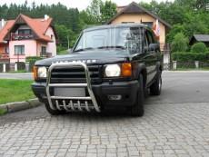Land Rover Discovery II 1999-2004 Wysoki przód z grillem