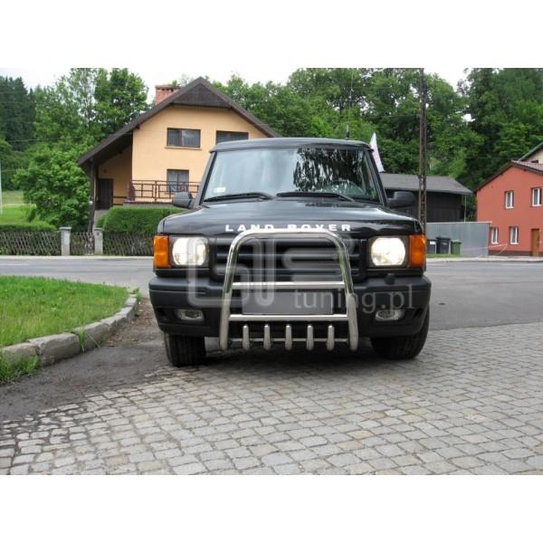 Attelage Land Rover Discovery 1999 2004: Land Rover Discovery II 1999-2004 Wysoki Przód Z Grillem