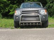 Land Rover Discovery III 2004-2009 Niski przód z grillem