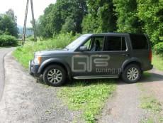 Land Rover Discovery III 2004-2009 Stopnie boczne