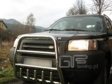 Land Rover Freelander I 1998-2003 Wysoki przód z grillem