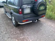 Land Rover Freelander I 1998-2003 Narożniki tylne - wersja DŁUGA