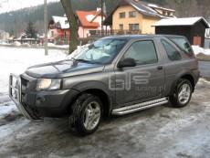 Land Rover Freelander I 2004-2006 Stopnie boczne