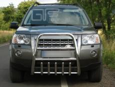 Land Rover Freelander II 2007+ Wysoki przód z grillem