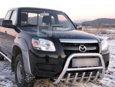 Mazda BT-50 2006-2010 Niski przód z grillem