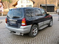 Mazda Tribute 2000-2007 Stopnie boczne