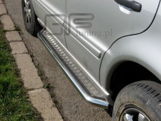 Mercedes ML 1998-2001 Stopnie boczne