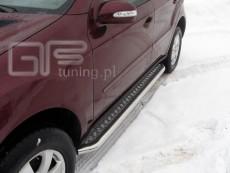 Mercedes ML 2006-2011 Stopnie boczne