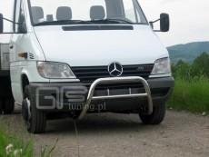 Mercedes Sprinter 2000-2005 Niski przód bez grilla
