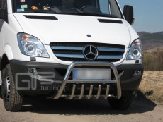 Mercedes Sprinter 2006+ Niski przód z grillem