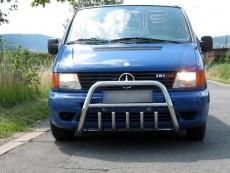 Mercedes Vito 1996-2003 Niski przód z grillem