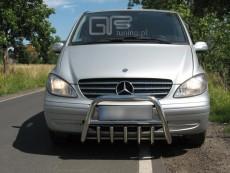 Mercedes Vito 2004+ Niski przód z grillem