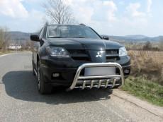Mitsubishi Outlander 2001-2006 Niski przód z grillem