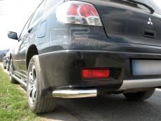 Mitsubishi Outlander 2001-2006 Narożniki tylne