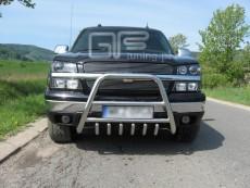 Chevrolet Avalanche 2001-2006 - Orurowanie: Wysoki przód z grillem