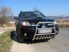 Mitsubishi Outlander 2001-2006 Wysoki przód z grillem