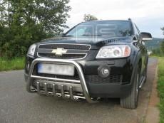 Chevrolet Avalanche 2001-2006 - Wysoki przód z grillem