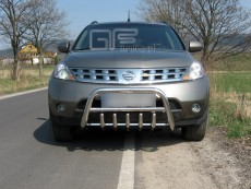 Nissan Murano 2003-2007 Niski przód z grillem