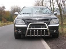 Chrysler Pacifica 2003-2006 Niski przód z grillem