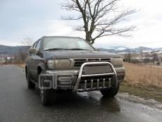 Nissan Pathfinder R50 1996-1999 Niski przód z grillem