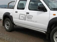 Nissan Pickup 2002-2005  Rury boczne