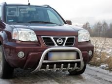 Nissan X-Trail 2001-2006 Niski przód z grillem