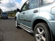 Nissan X-Trail 2001-2006  Stopnie boczne