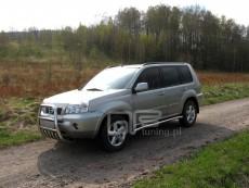 Nissan X-Trail 2001-2006 Rury boczne