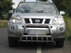 Nissan X-Trail 2007-2009 Niski przód z grillem