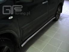 Nissan X-Trail 2007-2009 Rury boczne