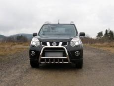 Nissan X-Trail 2010+ Niski przód z grillem