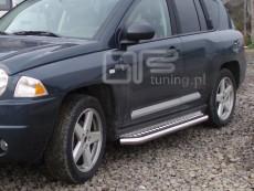 Jeep Compass 2007-2010 Stopnie boczne
