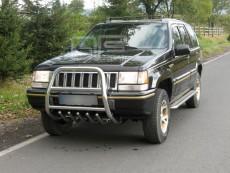 Jeep Grand Cherokee 1991-1998  Wysoki przód z grillem