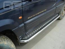 Jeep Grand Cherokee 1991-1998  Stopnie boczne