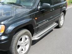 Jeep Grand Cherokee 1999-2004  Stopnie boczne