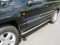 Jeep Grand Cherokee 1999-2004 Rury boczne