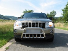 Jeep Grand Cherokee 2005-2008 Niski przód z grillem