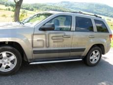 Jeep Grand Cherokee 2005-2008 Rury boczne