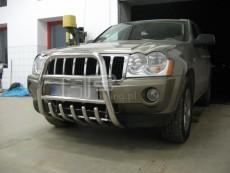Jeep Grand Cherokee 2005-2008  Wysoki przód z grillem