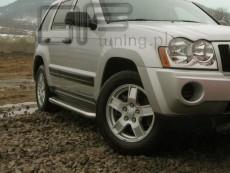 Jeep Grand Cherokee 2005-2008  Stopnie boczne
