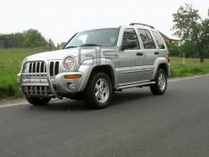 Jeep Cherokee 2002-2004 Rury boczne