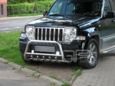 Jeep Cherokee 2008+ Niski przód z grillem