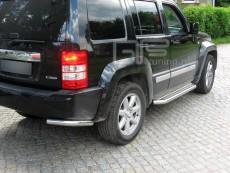 Jeep Cherokee 2008+ Narożniki tylne