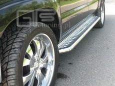 Chevrolet Avalanche 2001-2006 - Stopnie boczne
